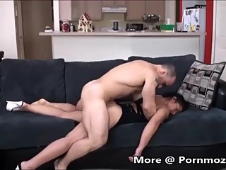 Pornmoza.com - Son fucked passed out..