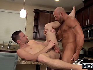 Coby Mitchell fucks his sweet stepson,..