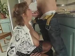 Slut mature fucks son of neighbouring