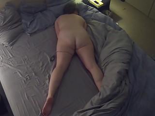 Horny Milf Masturbation And Orgasm