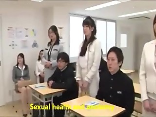 Japan video 18+ Mother Son after school..