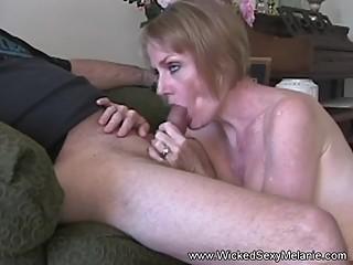 Cocksucker Blowjob From Mom